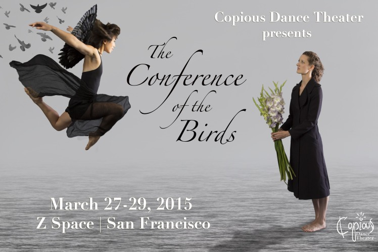 Copious Dance Theater presents The Conference Of The Birds