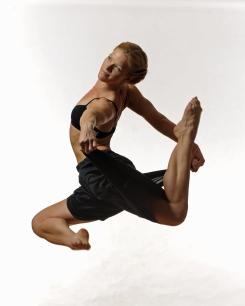 Kat Roman, Artistic Director Copious Dance Theater