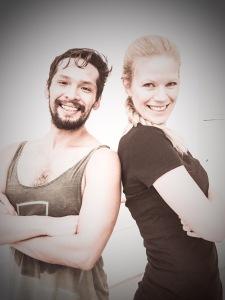 Kat Roman & Victor Talledos