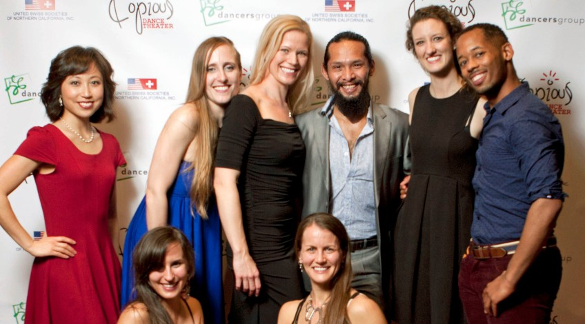 Copious Dance Theater 2014 Benefit Soirée the company featured image