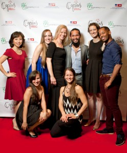 Copious Dance Theater 2014 Benefit Soirée the company
